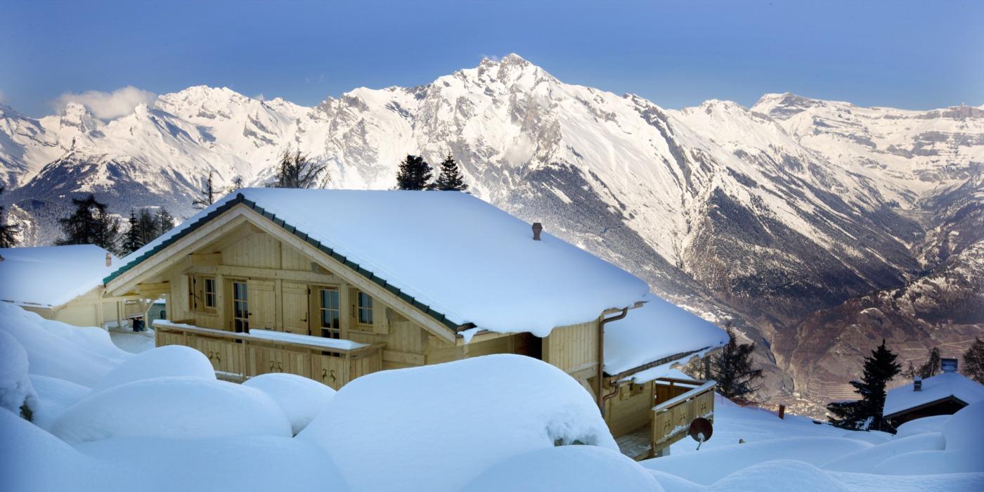Chalet Gingembre, Haute Nendaz, Switzerland
