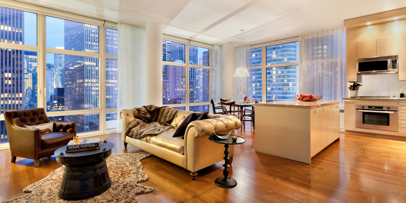 Broadway Penthouse, New York