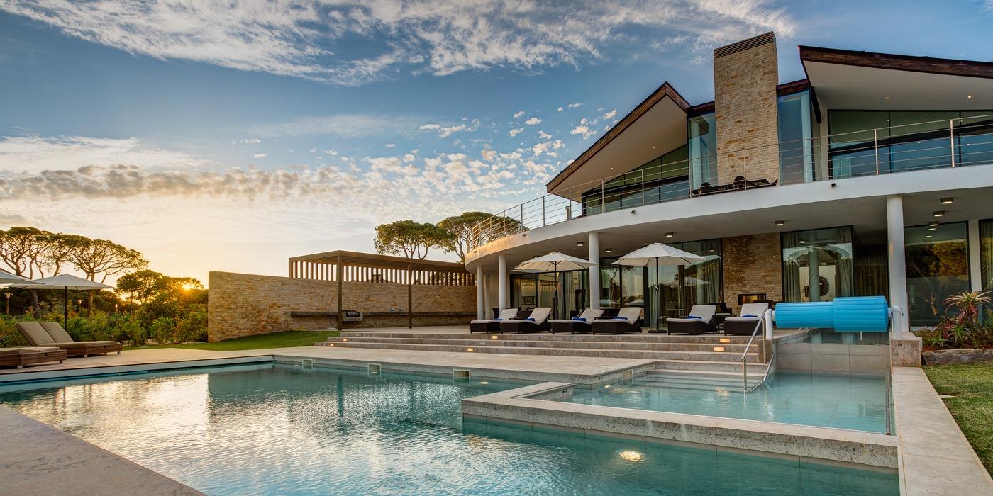 Villa Vidro, Algarve, Portugal