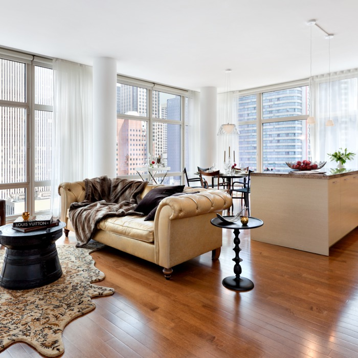 Broadway Penthouse, New York
