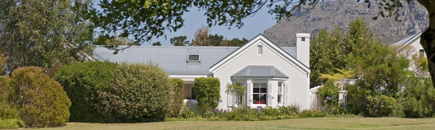 Villa Steenberg, Steenberg Estate, South Africa