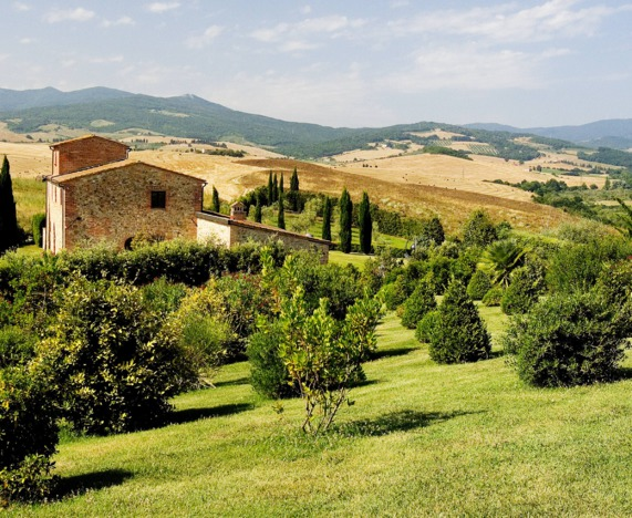 Luxury villas - Podere Le Sensaie in Tuscany, Italy