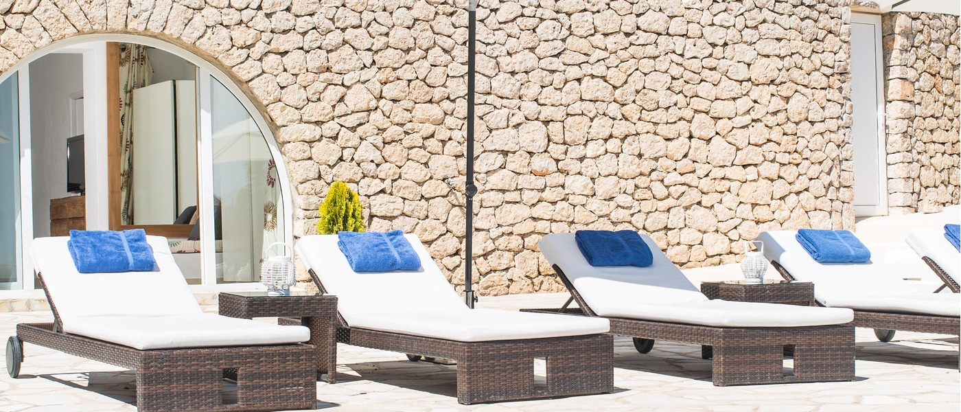 Villa La Solana, Ibiza, Spain