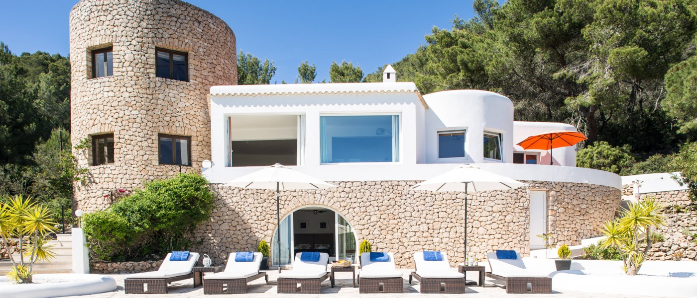 Luxury Homes And Villas In Ibiza Spain