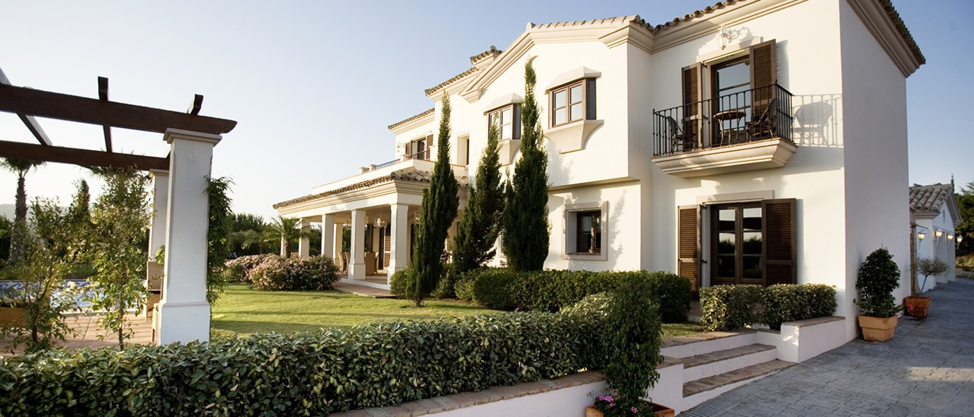 Luxury Homes And Villas In Sotogrande Spain