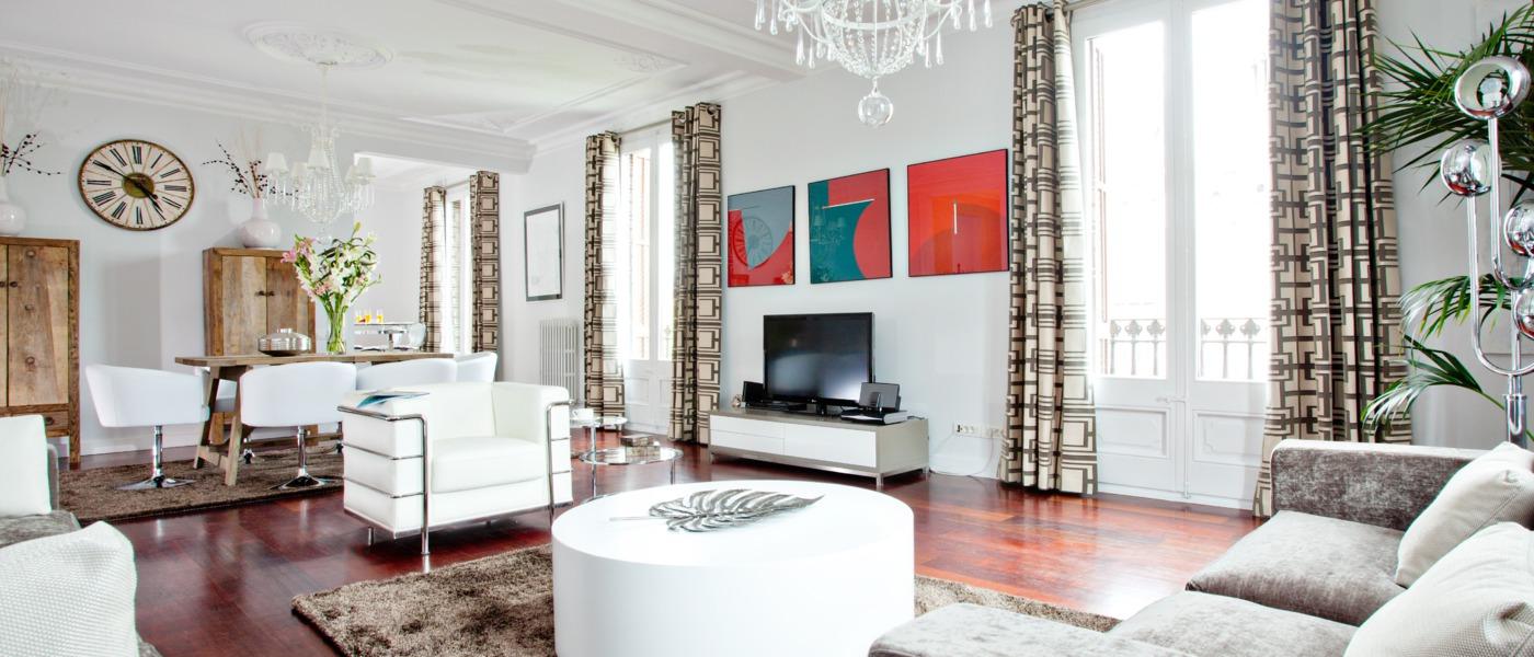 Luxury homes and villas in barcelona spain - Calle princesa barcelona ...