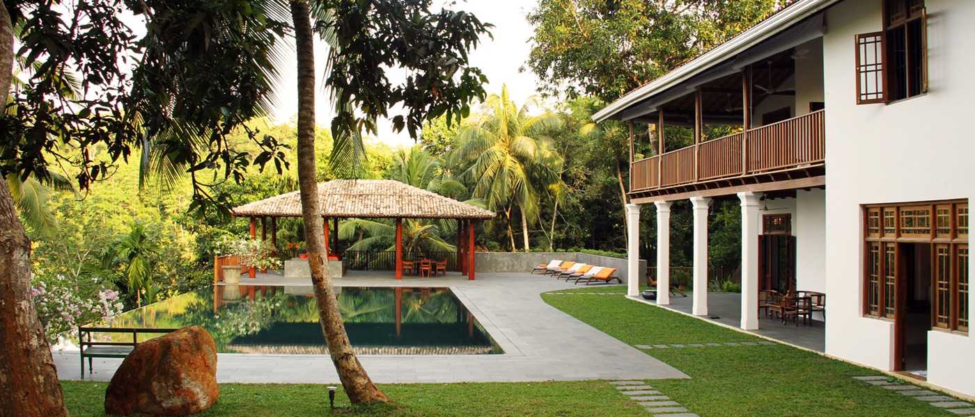 Luxury homes and villas in galle sri lanka for Classic home villa home collection
