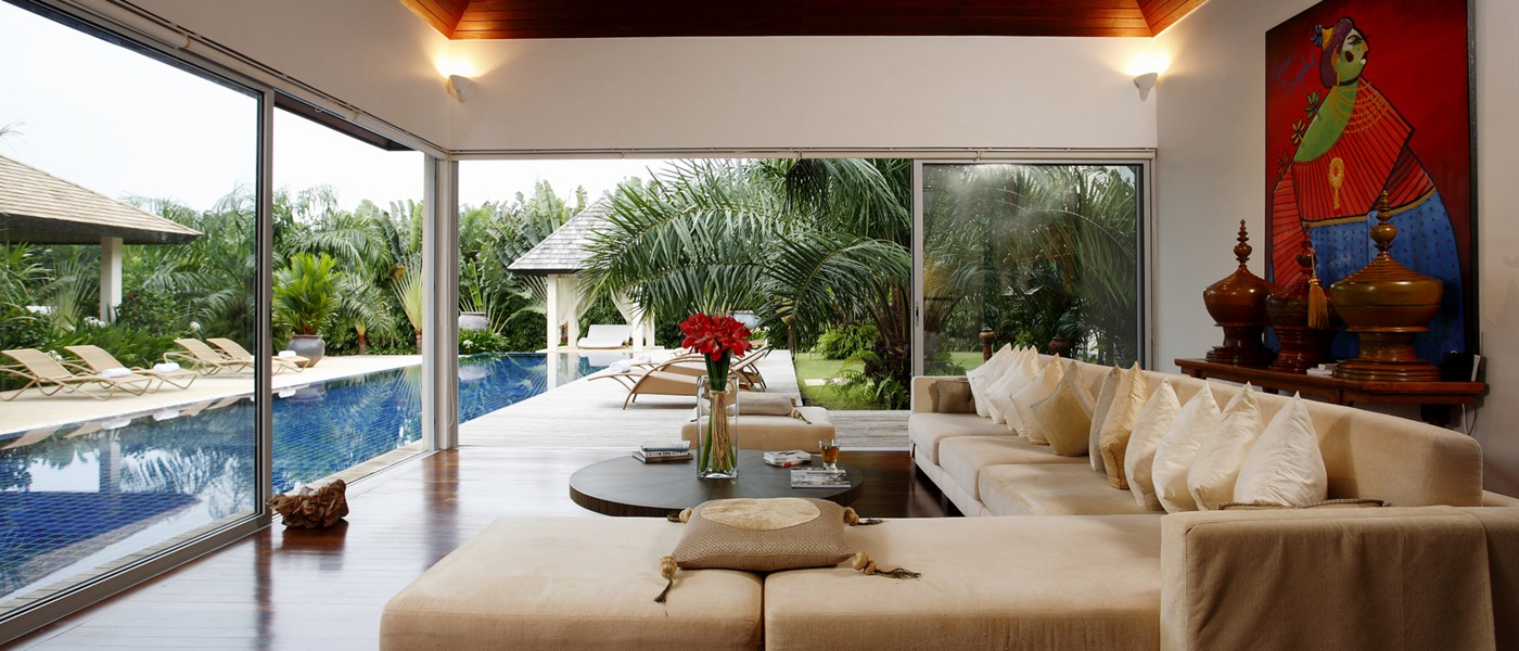 Luxury homes and villas in northwest phuket thailand for Classic home villa home collection